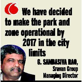 Free trade warehousing zone, logistic park to come up in city