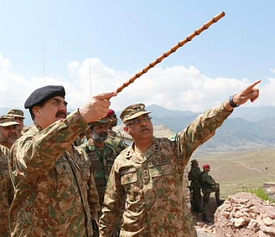Pak army chief warns India: Nobody should dare cast an evil eye on us