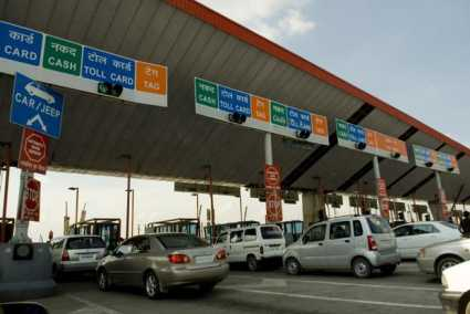 Toll revenues up 24% at INR 14,215 cr in FY 2015