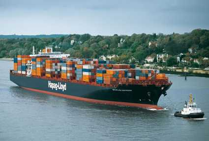 Hapag-Lloyd orders five 10,500 TEU for expanded Panama Canal service