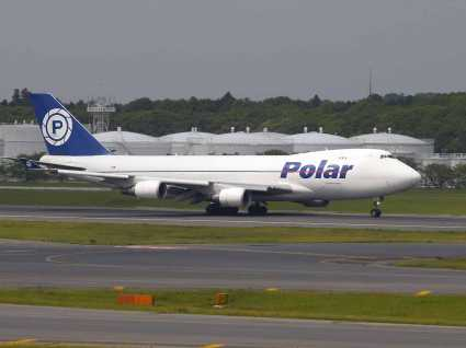 Polar Air Cargo to operate extra B747F for DHL to Shenzhen