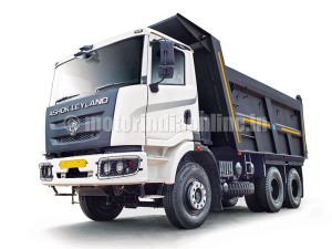 Ashok Leyland puts up stellar performance in FY15