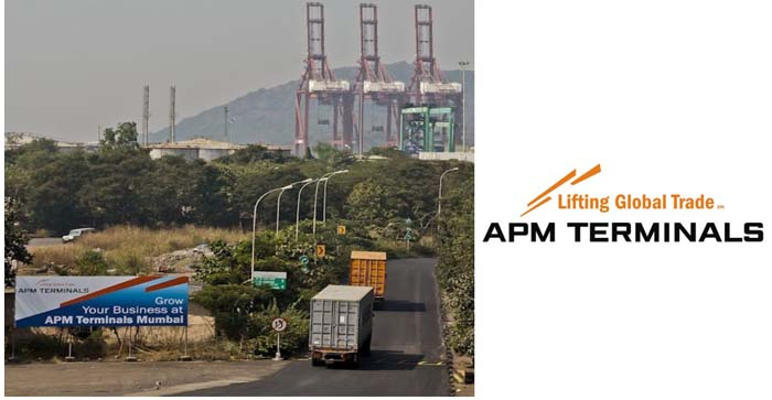APM Terminals Mumbai - Leading the way Safely and Efficiently for serving the Export Import Trade