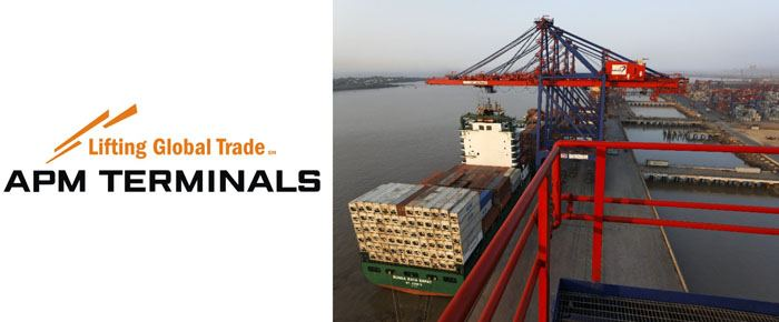 APM Terminals Mumbai creates history by handling 1.99 Million TEUs in calendar year 2014