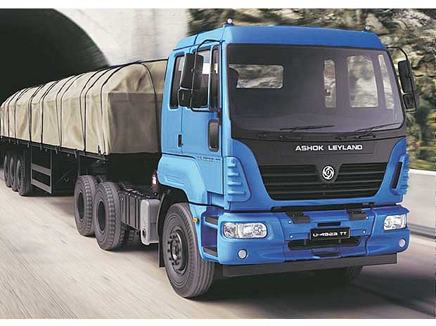 Ashok Leyland ties up with Bank of Maharashtra for vehicle loans