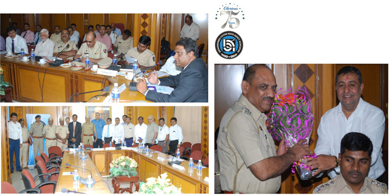BCHAA holds a meeting with Police Authorities and other Stake Holders to resolve operations issues at JNPT