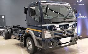 BharatBenz Euro-V ready trucks is delivers Sure Cargo Control