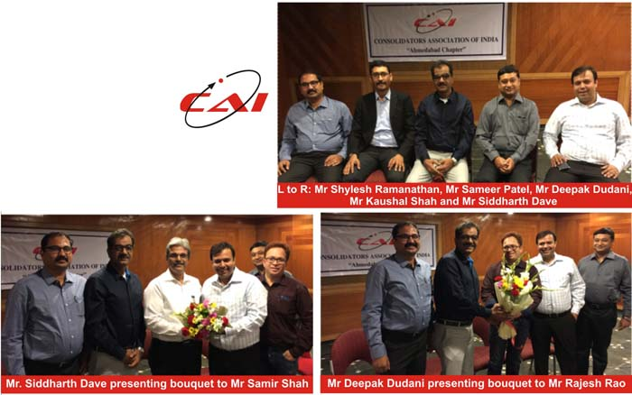 CAI Ahmedabad Chapter organized first get-together