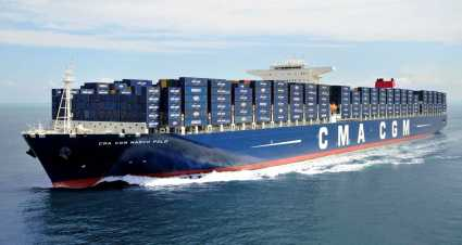 CMA CGM hikes rate USD 50 TEU from Asia to New Jersey from March 1