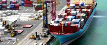Asia-north Europe container freight rates down 1.1%