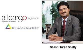 Logistics companies to be biggest beneficiaries of GST: Shashi Kiran Shetty, Allcargo Logistics