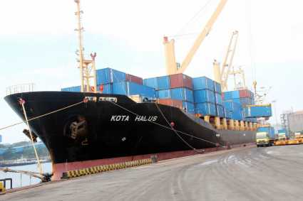 NMPT starts coastal cargo operations to Lakshadweep