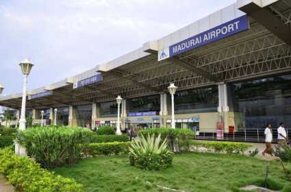 Madurai airport ready with international cargo facility