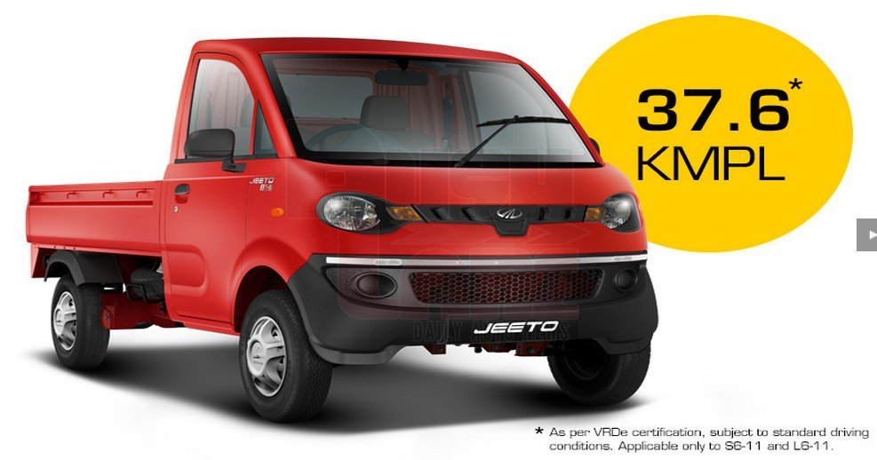 Mahindra Jeeto mini truck launched: Price, Specs, Features,
