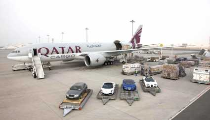 Qatar Airways Cargo is named Rising Star in Singapore