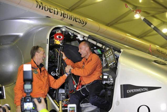 Solar Impulse 2 to fly across Pacific for 5 days, 5 nights