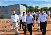 Vizag logistics park unaffected by cyclone Hudhud