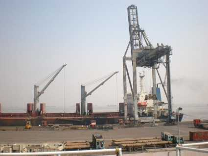 Vizag Port completes first phase dredging