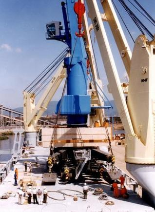 Visakhapatnam Port to acquire two more hi-tech mobile cranes for handling Panamax vessels