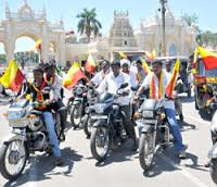 Bandh hits life in Bangalore city
