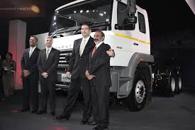 Daimler India Commercial Vehicles continues its planned approach by launching 3 Tractor-models and 1 Construction Mining model