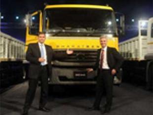 Daimler displaces Eicher Motors as third biggest truck manufacturer in Indian heavy truck market