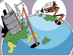 Falling crude prices may adversely impact India, global markets
