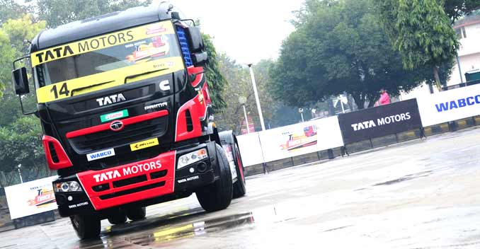 Indias first-ever Truck Racing Championship- Everything you want to know