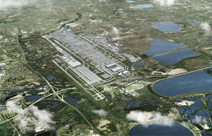Logistics, trade groups hail choice of Heathrow for expansion