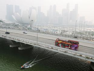 Driverless buses, platoons of trucks to shape Singapore's transport future