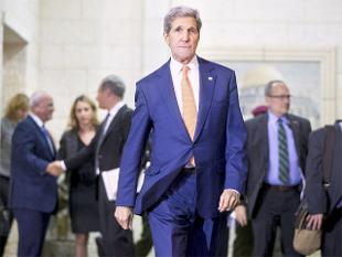 John Kerry hails Indian students for speaking against gender violence