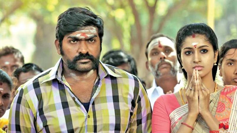Karuppan May release in September
