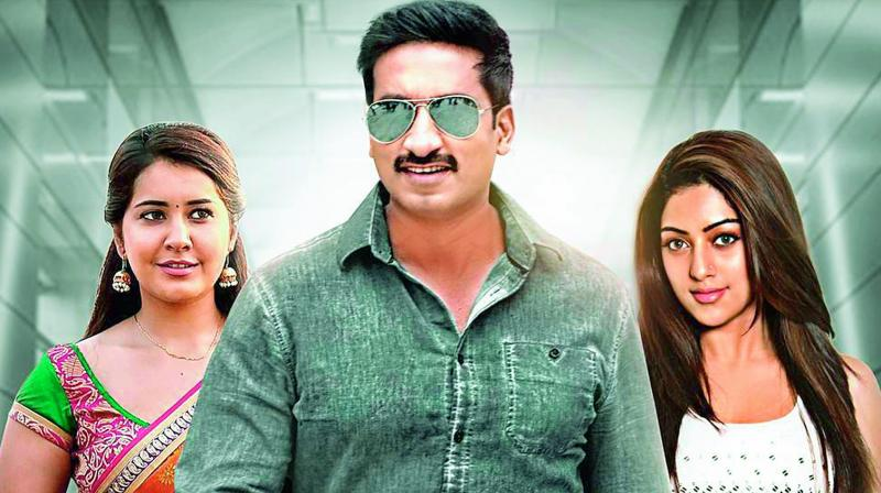 Oxygen movie review: Not a breath of fresh air