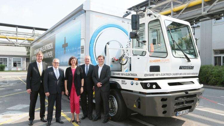 Recharge Wrap-up: BMW's electric truck, London's electric double-decker bus
