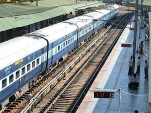 First private freight train with cars leaves for Delhi
