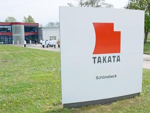 "Takata response to nationwide air bag recall order ""disappointing\"": US"