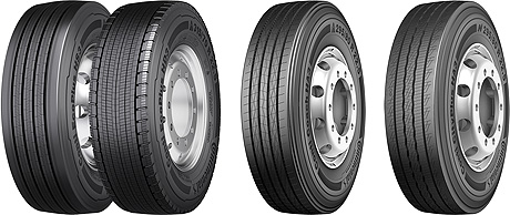 MAN Truck & Bus to use Continental tires on vehicles