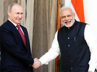 Vladimir Putin\'s visit: Russia offers to fully \'Make in India\' one of its most advanced helicopters